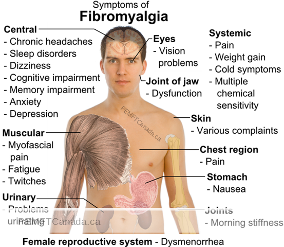 Fibromyalgia symptoms - how PEMF heals
