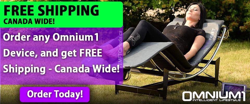 PEMF CANADA - Omnium1 - Free Shipping